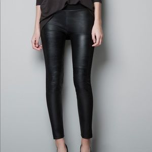 Brand New Leather Pants